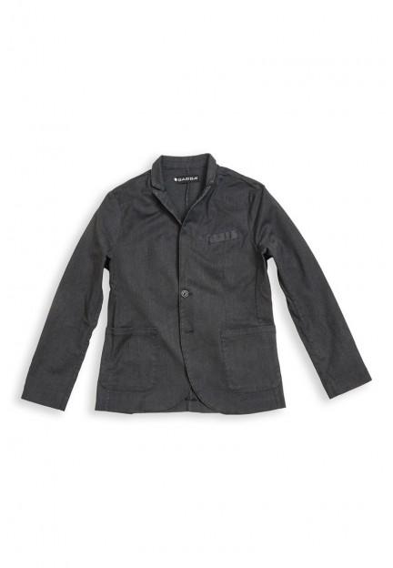 Укороченный мужской пиджак