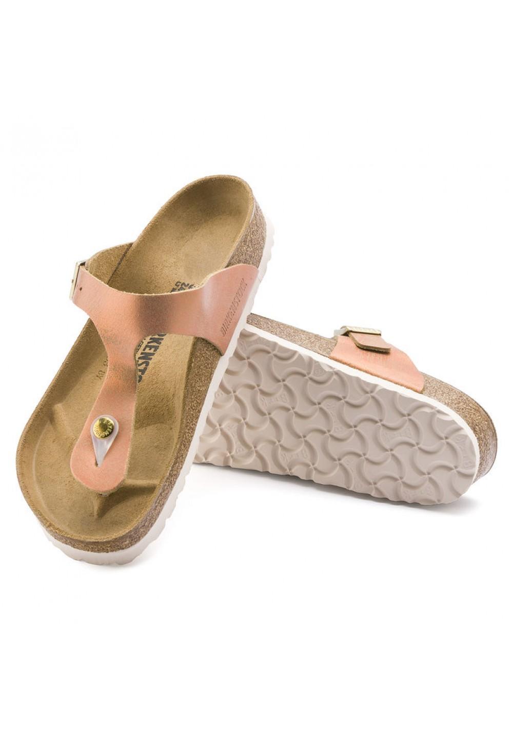 Ремешковые розовые сандалии