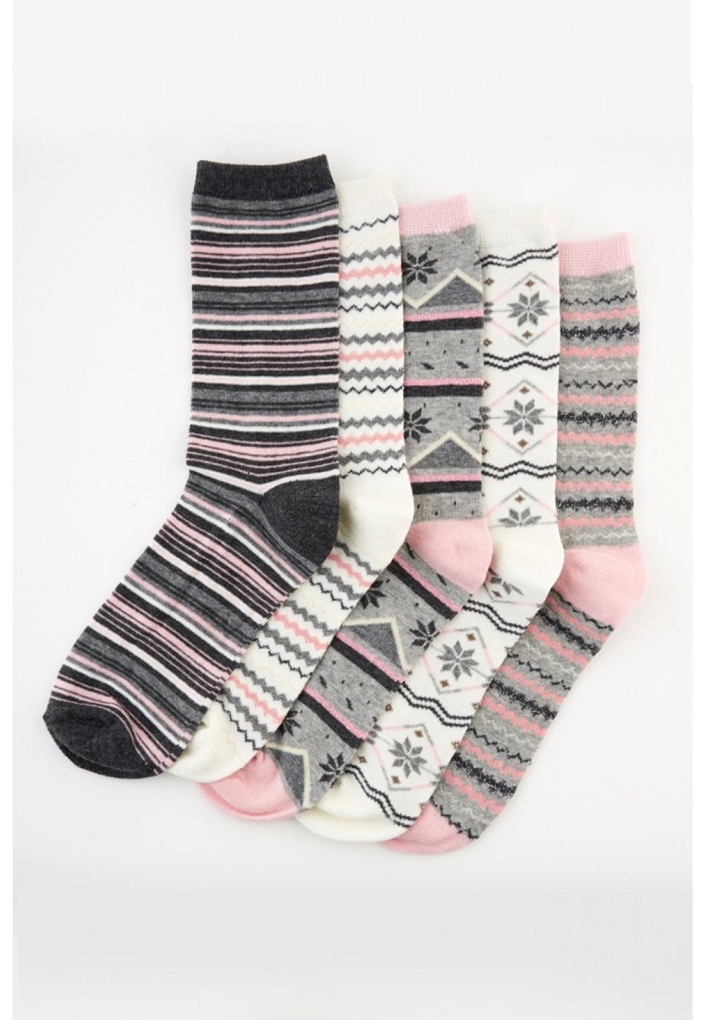 Набор из пяти пар носок