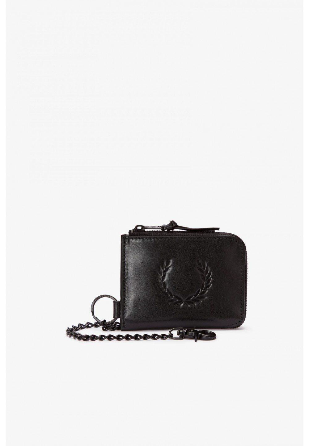 Чоловічий гаманець на блискавці