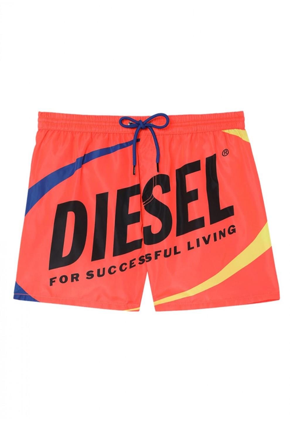 Яскраві спортивні шорти з логотипом