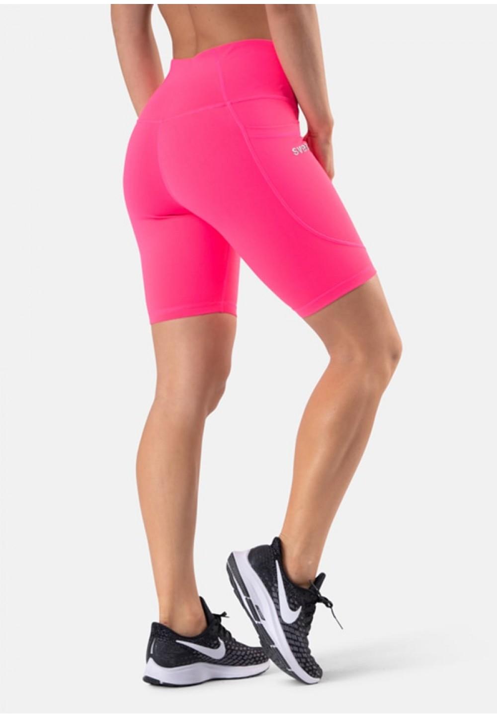 Яркие спортивные шорты