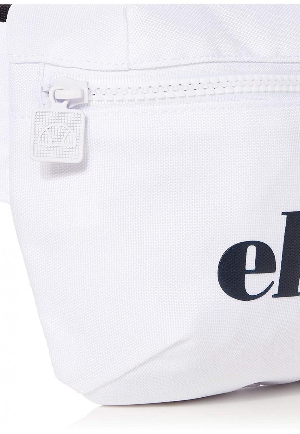 Біла сумка крос боді