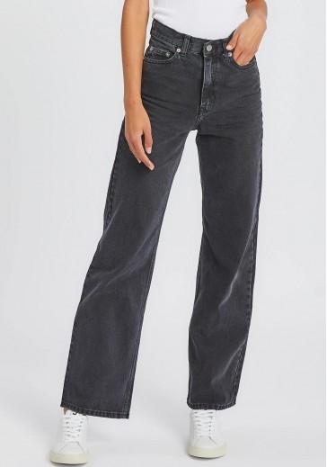 Темно-сірі джинси ECHO RETRO
