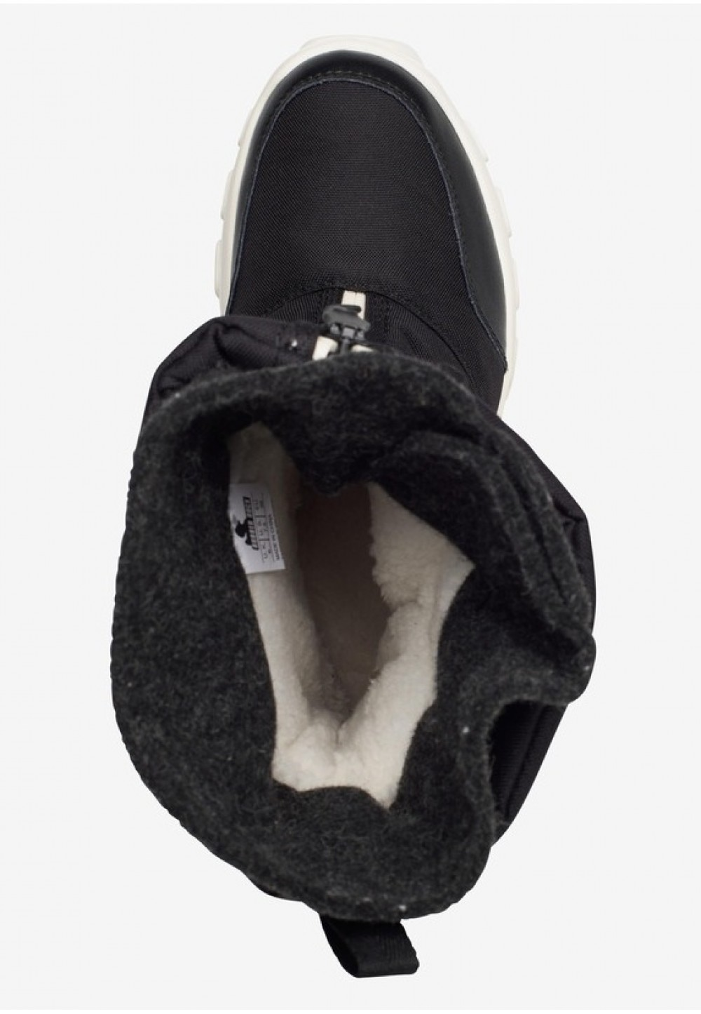 Теплые ботинки Rubber Duck