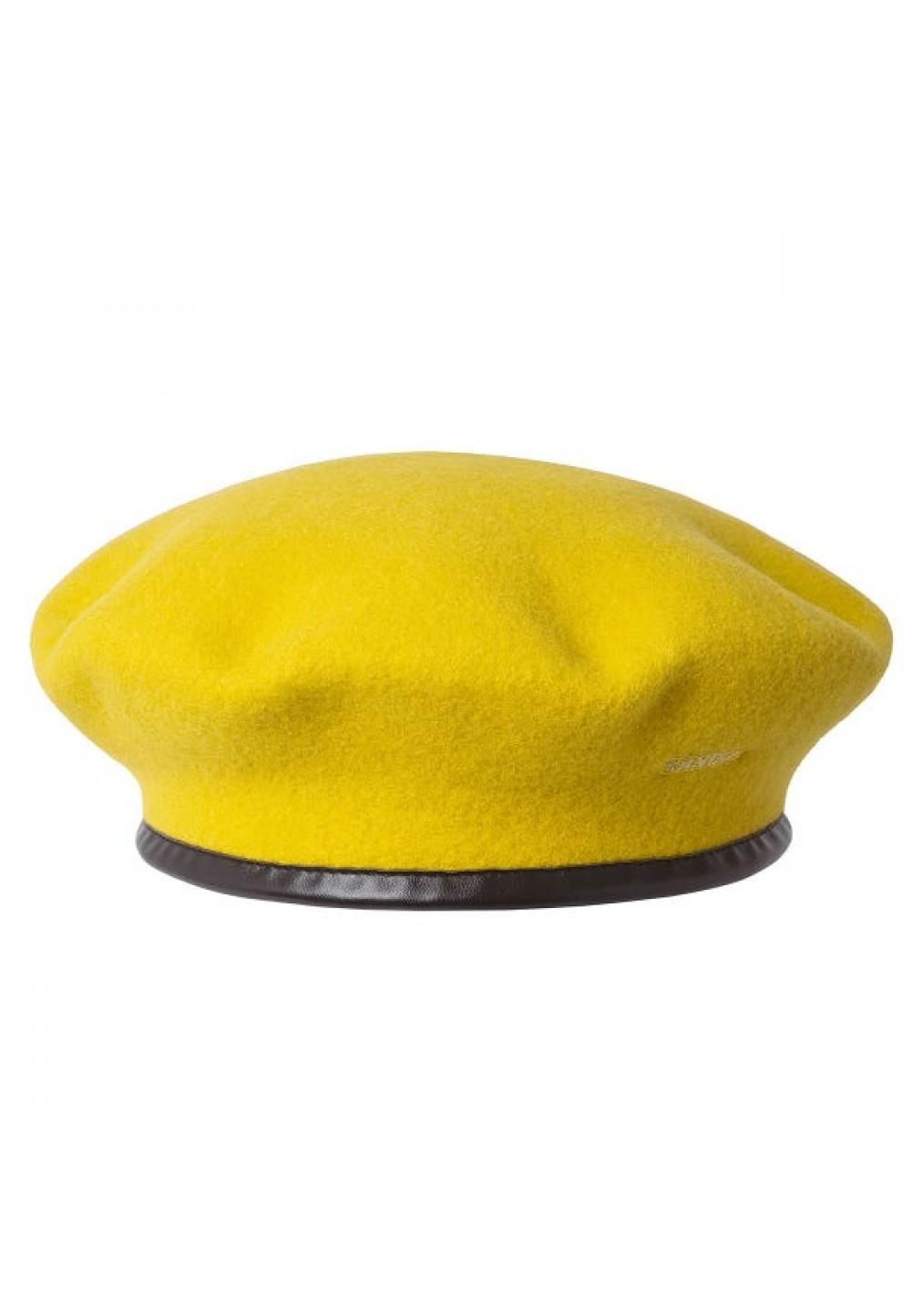 Стильный берет Kangol MONTY™ Wool Beret