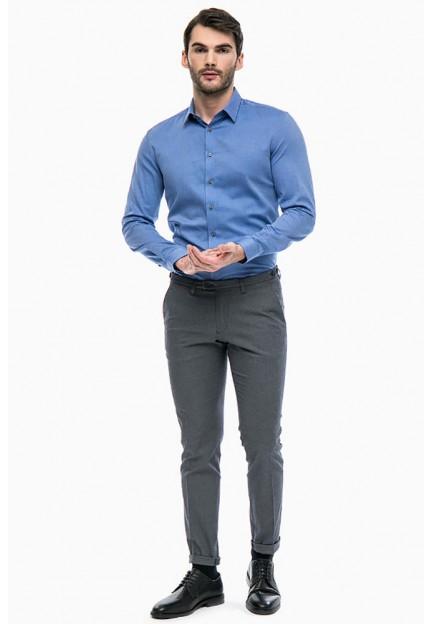 Сірі бавовняні штани