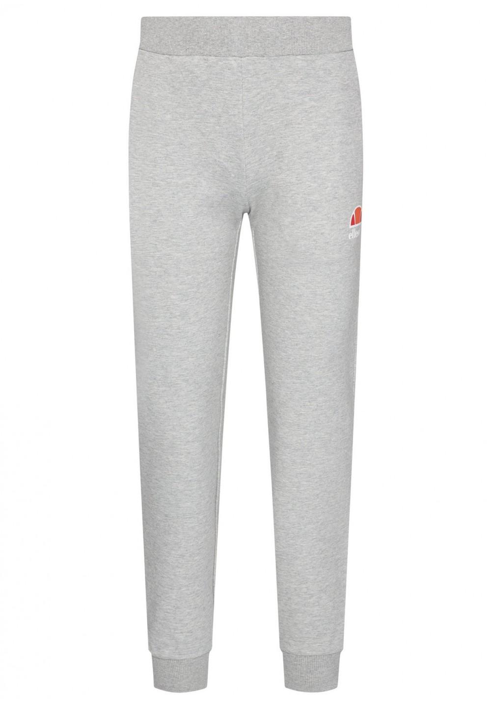 Сірі спортивні штани на манжетах