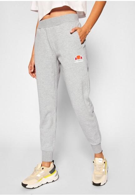 Серые спортивные брюки на манжетах