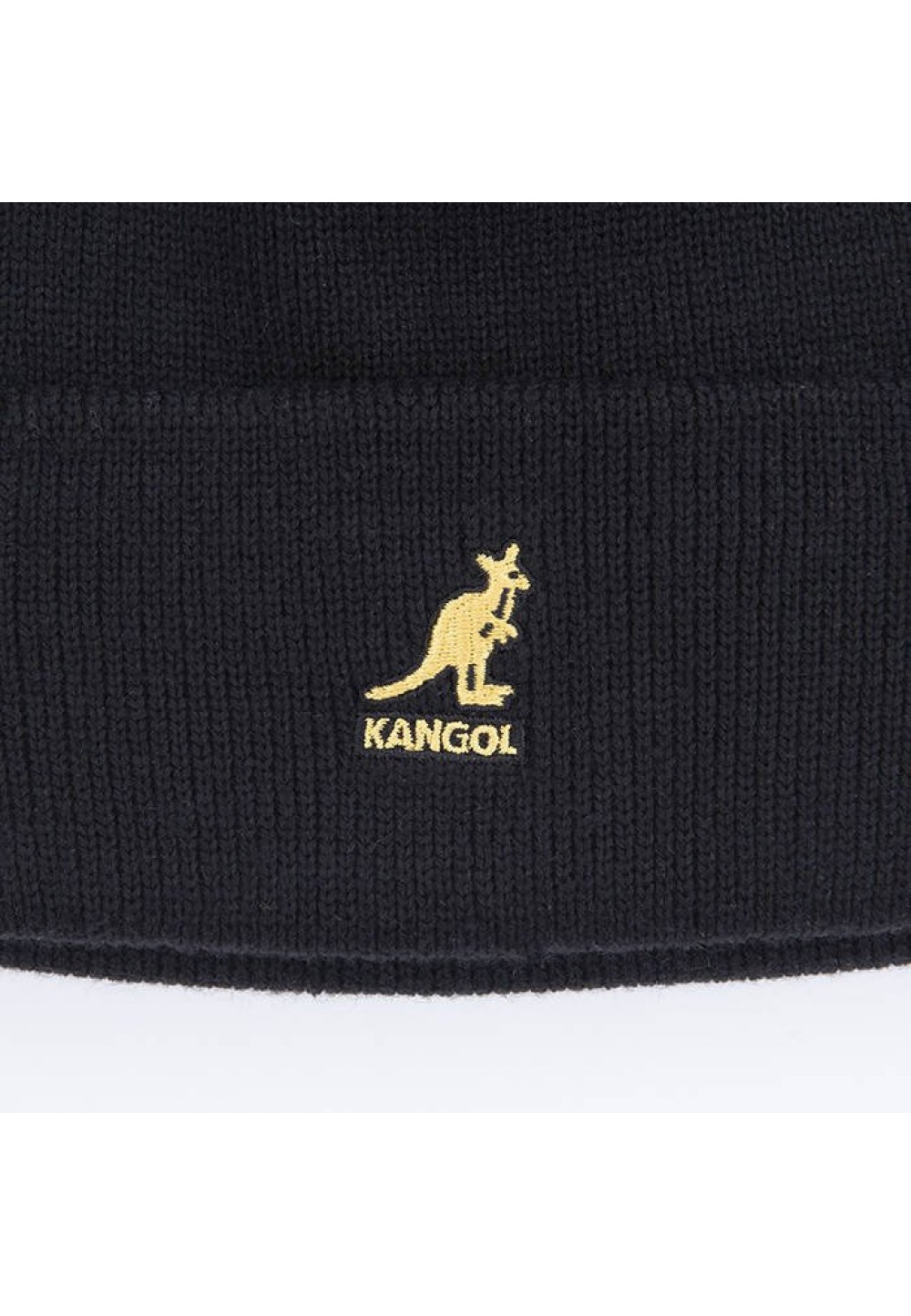 Черная шапка Cuff Pull-On