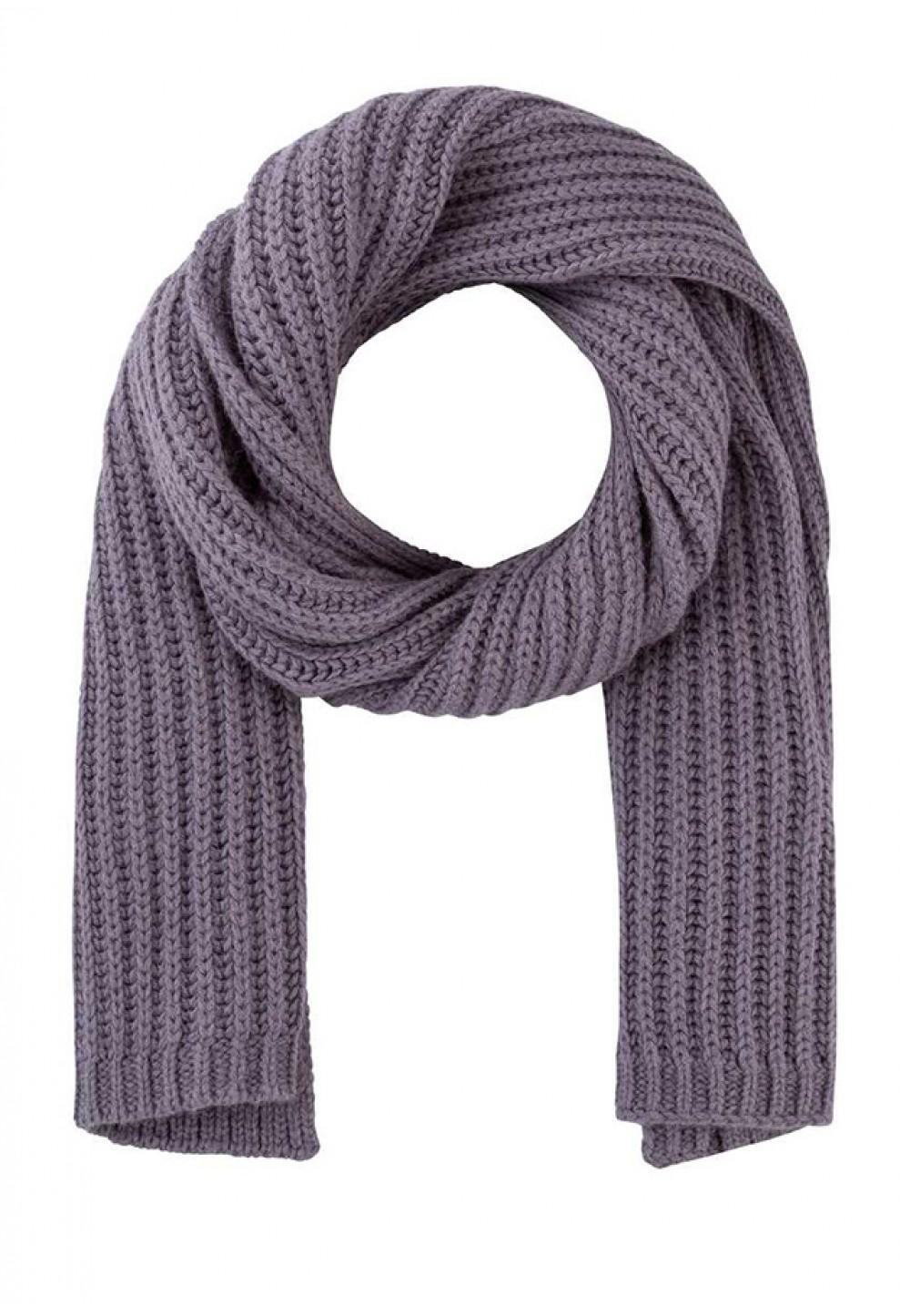 Лаконичный шарф