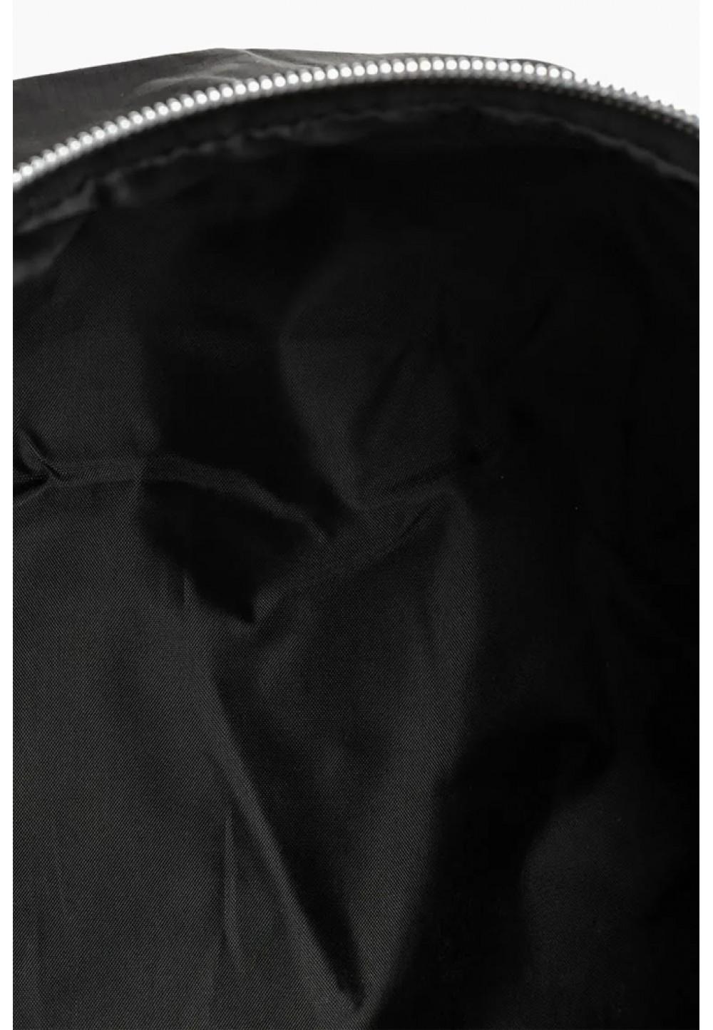 Черный рюкзак с карманами
