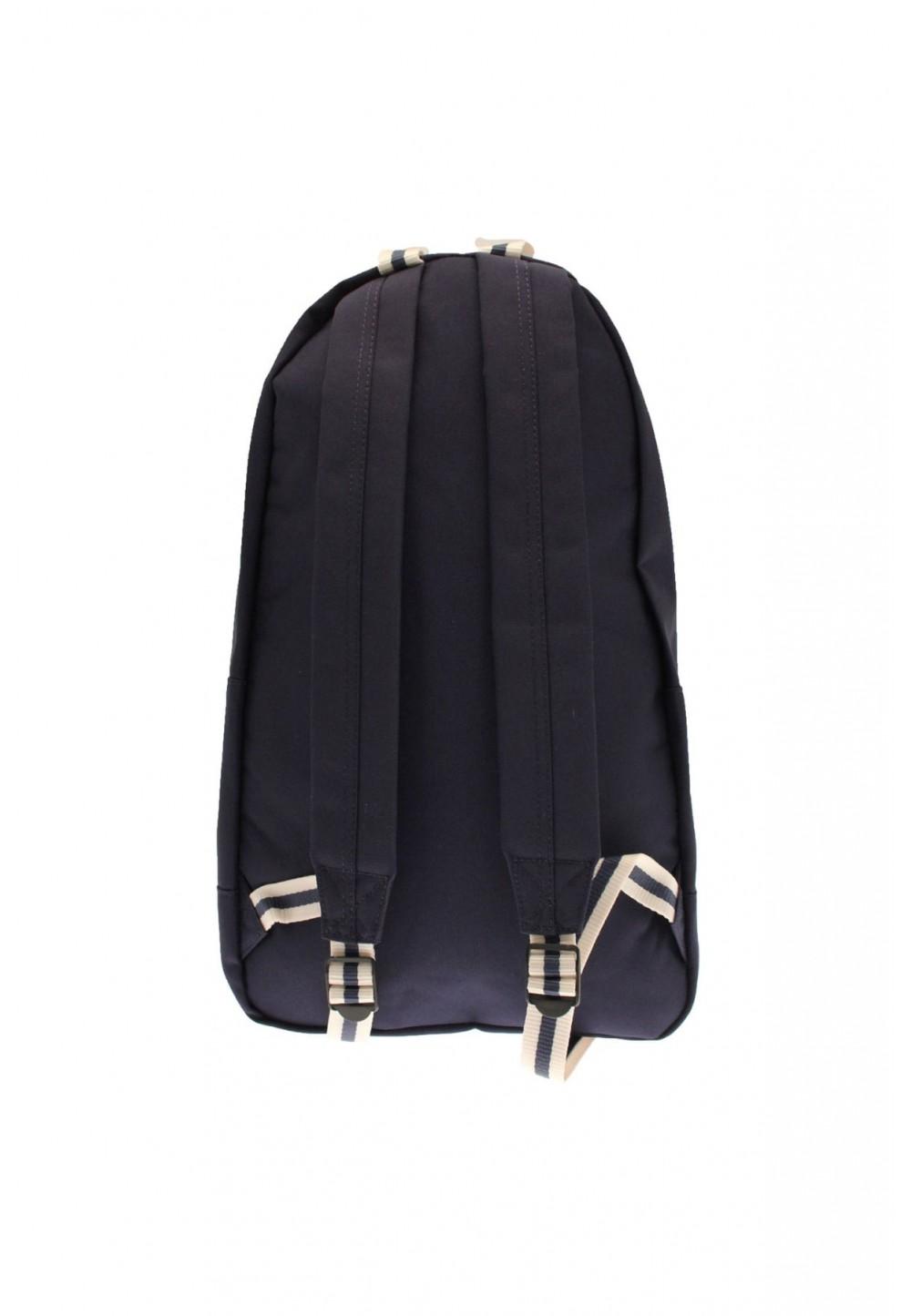 Черный вместительный рюкзак
