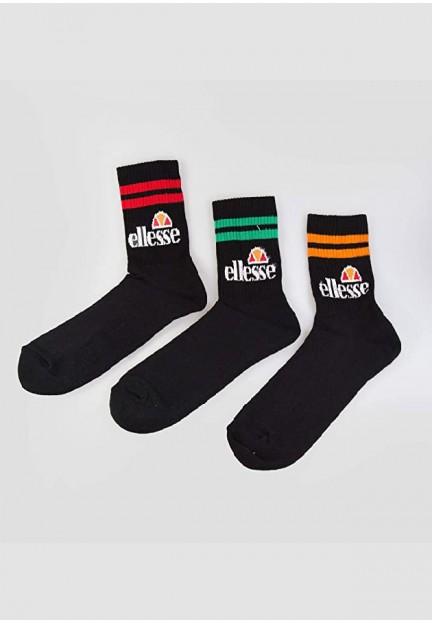 Черные стильные носки