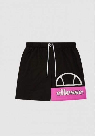 Черные шорты Ellesse Fai