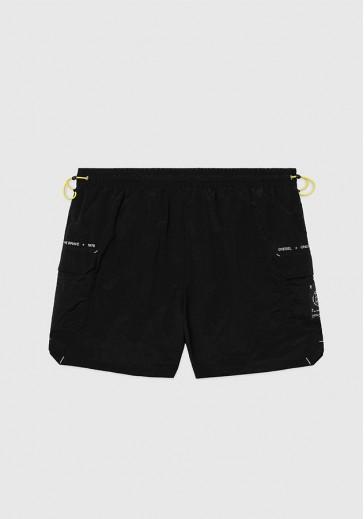 Плавальні шорти середньої довжини