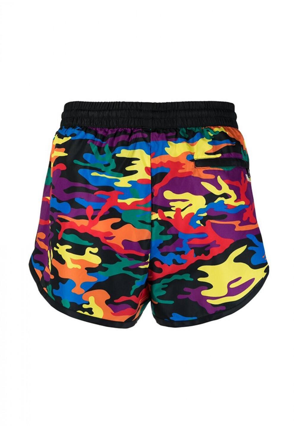 Яркие плавательные шорты