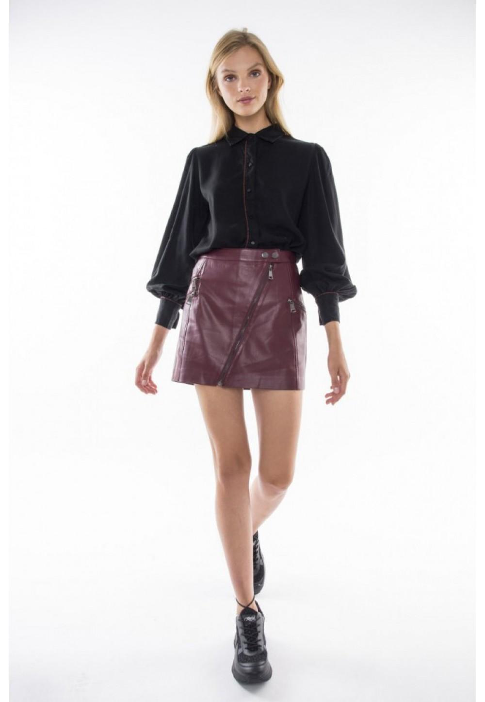 Диагональная юбка