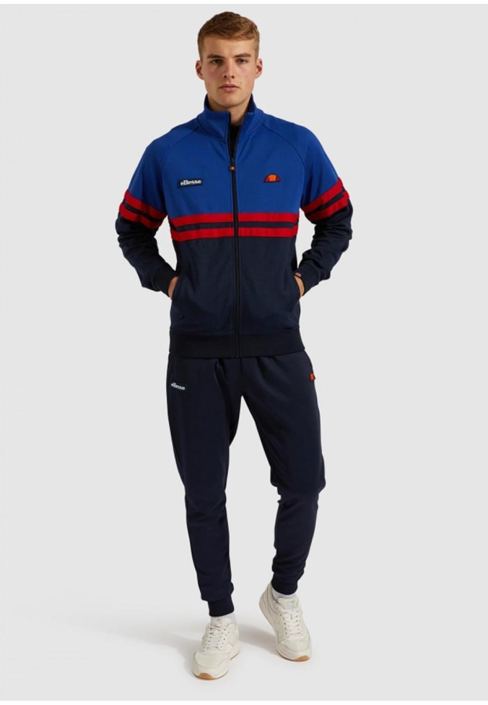 Синя чоловіча олімпійка