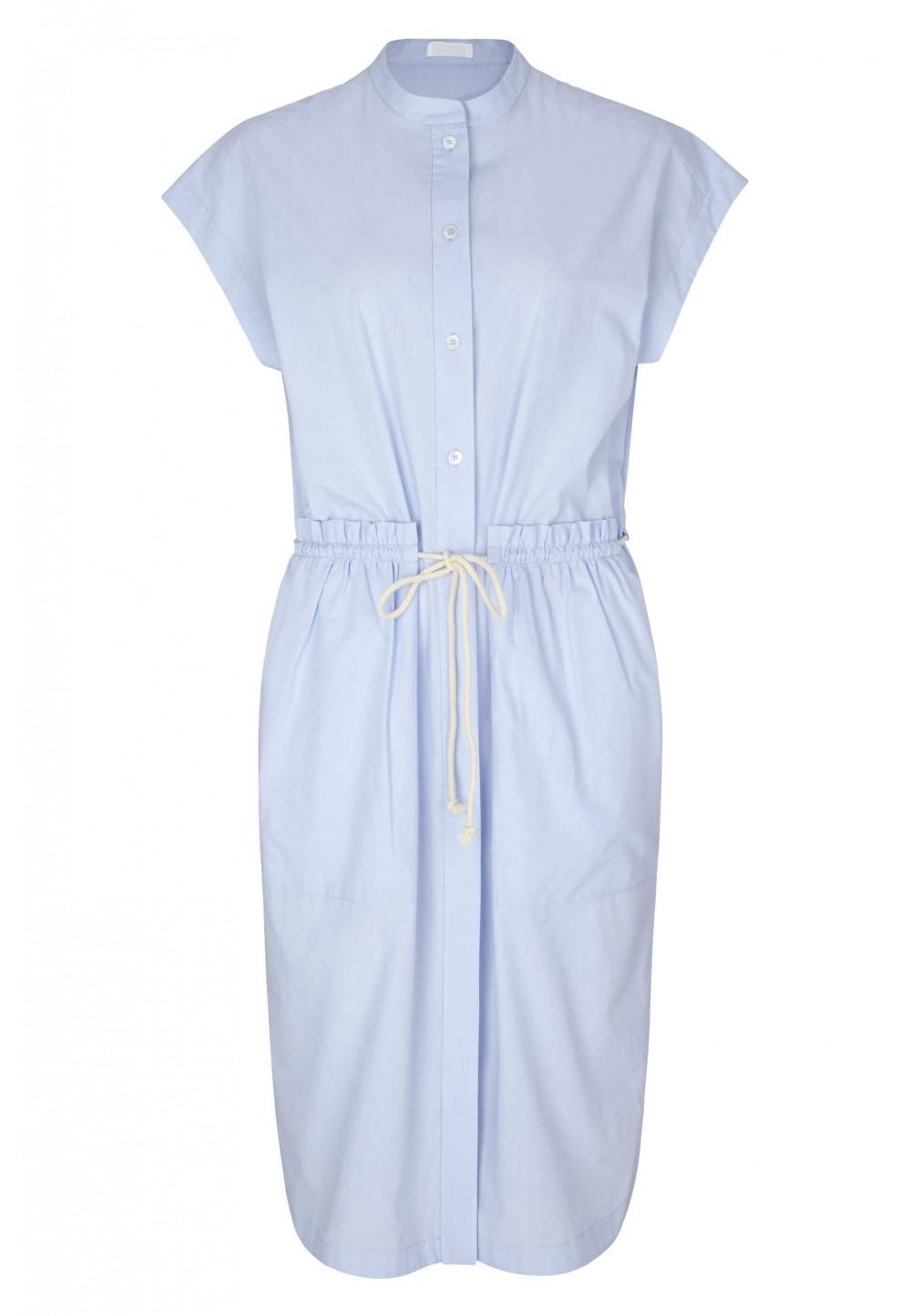 Сукня з короткими рукавами