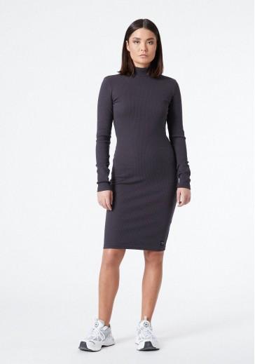 Платье  в рубчик Katlyn