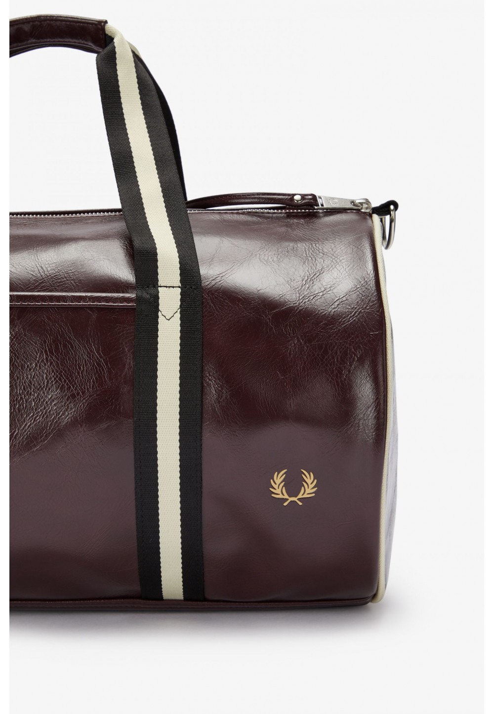 Элегантная сумка-бочонок
