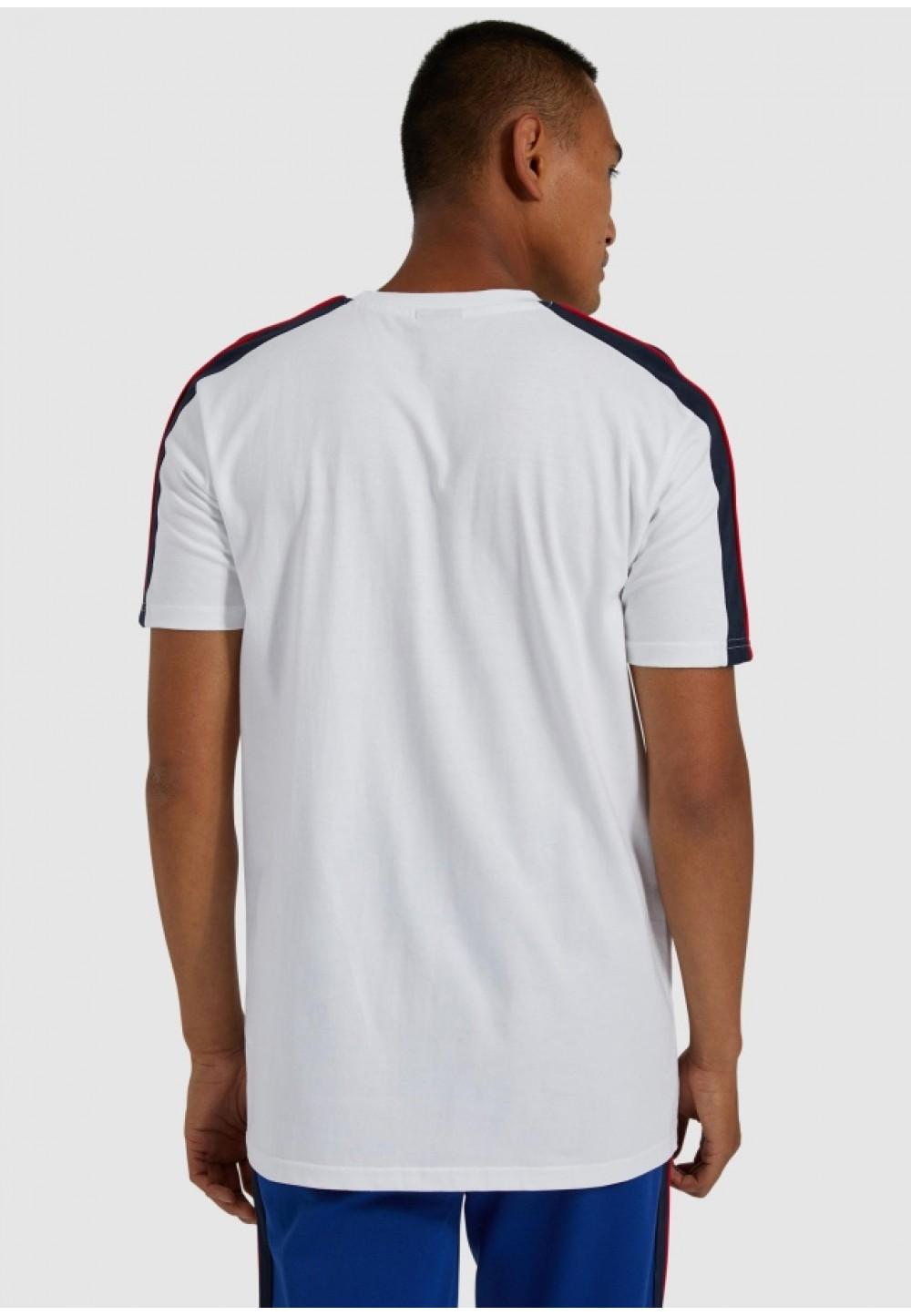 Хлопковая футболка с логотипом