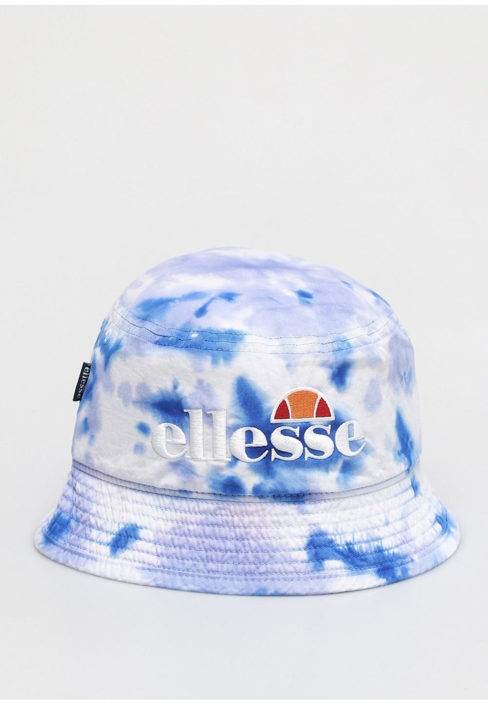 Голубая панама из хлопка