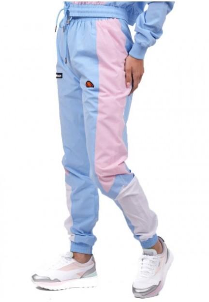 Голубые спортивные брюки