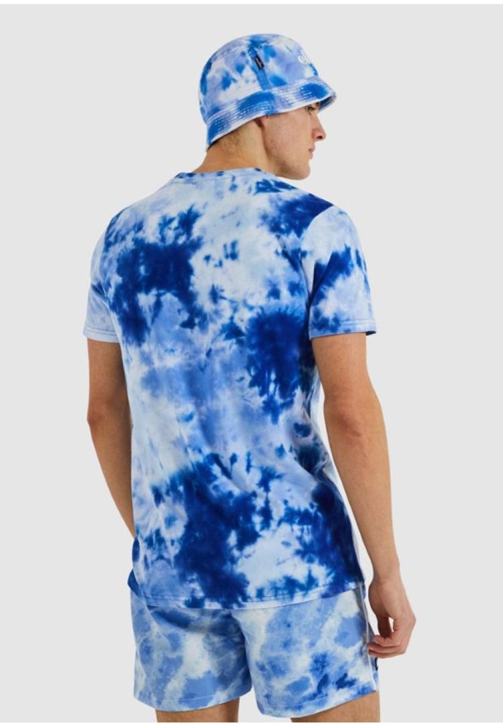 Голубая футболка Prado Tie Dye