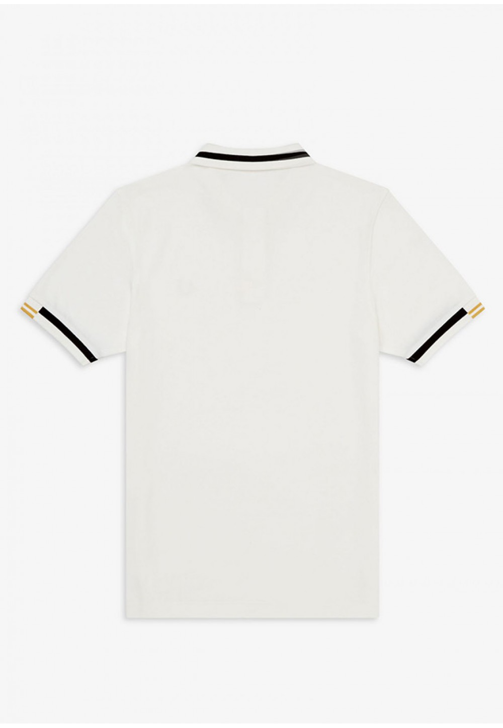 Белая тенниска-поло