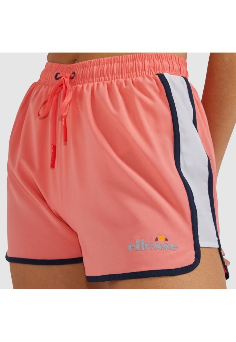 Коралловые спортивные шорты