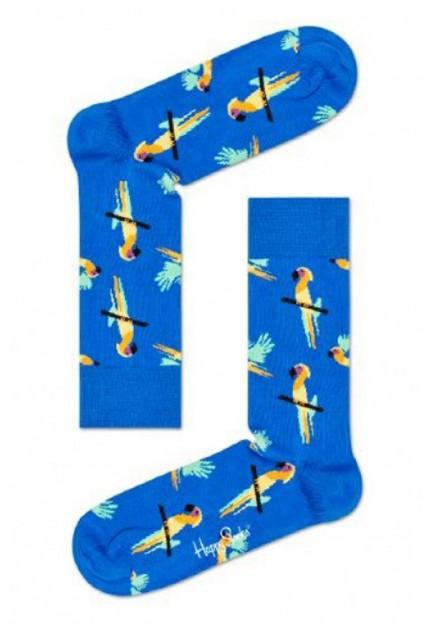 Шкарпетки з папугою