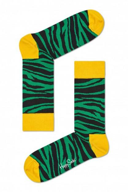 Носки с тигровым принтом
