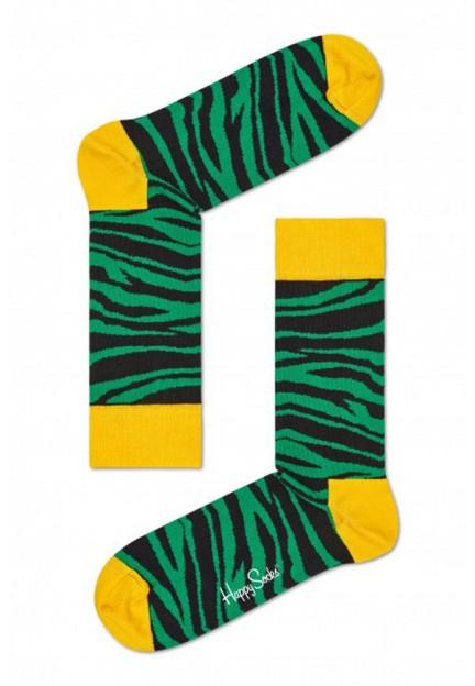 Шкарпетки з тигровим принтом