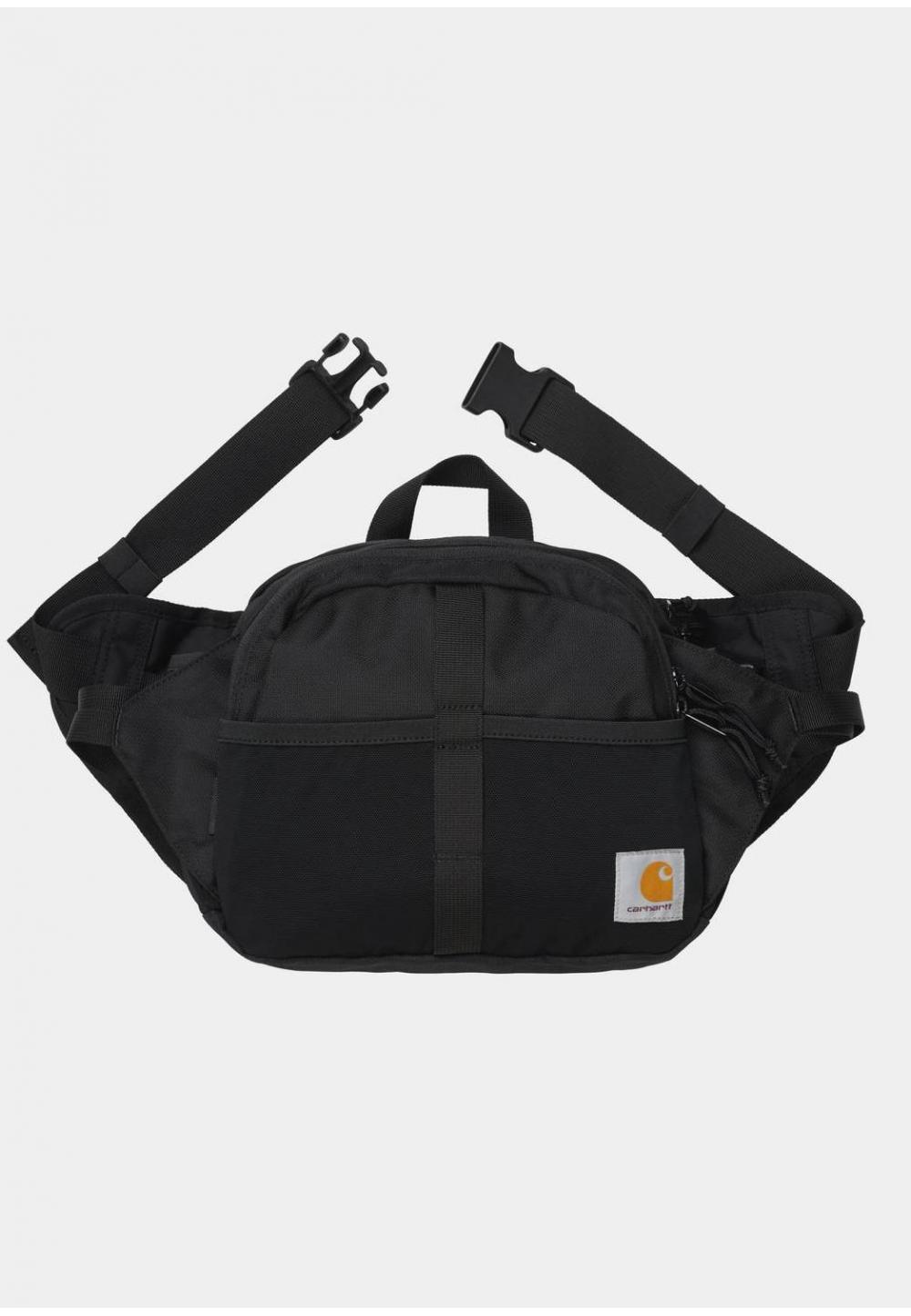 Поясная сумка с нашивкой бренда