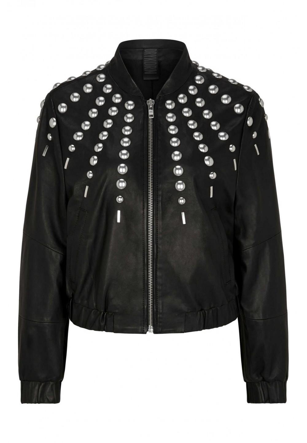 Кожаная куртка Carlisle