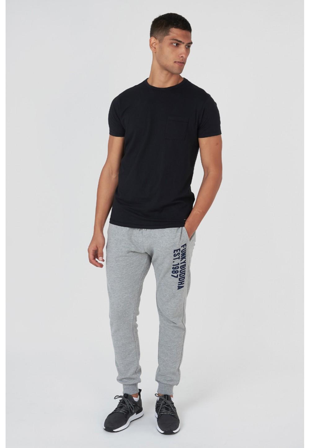 Спортивные брюки с принтом