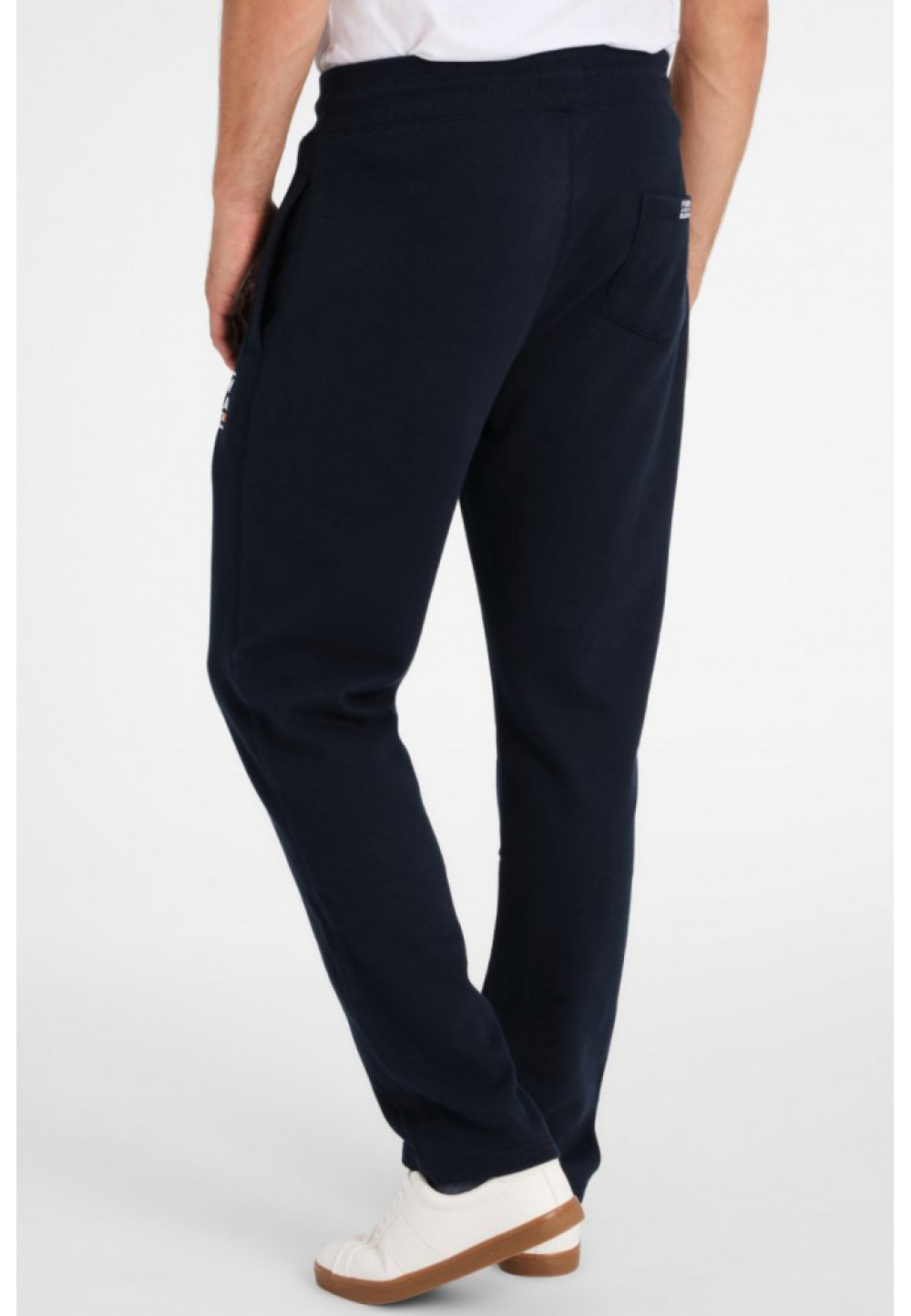 Спортивные брюки на эластичном поясе