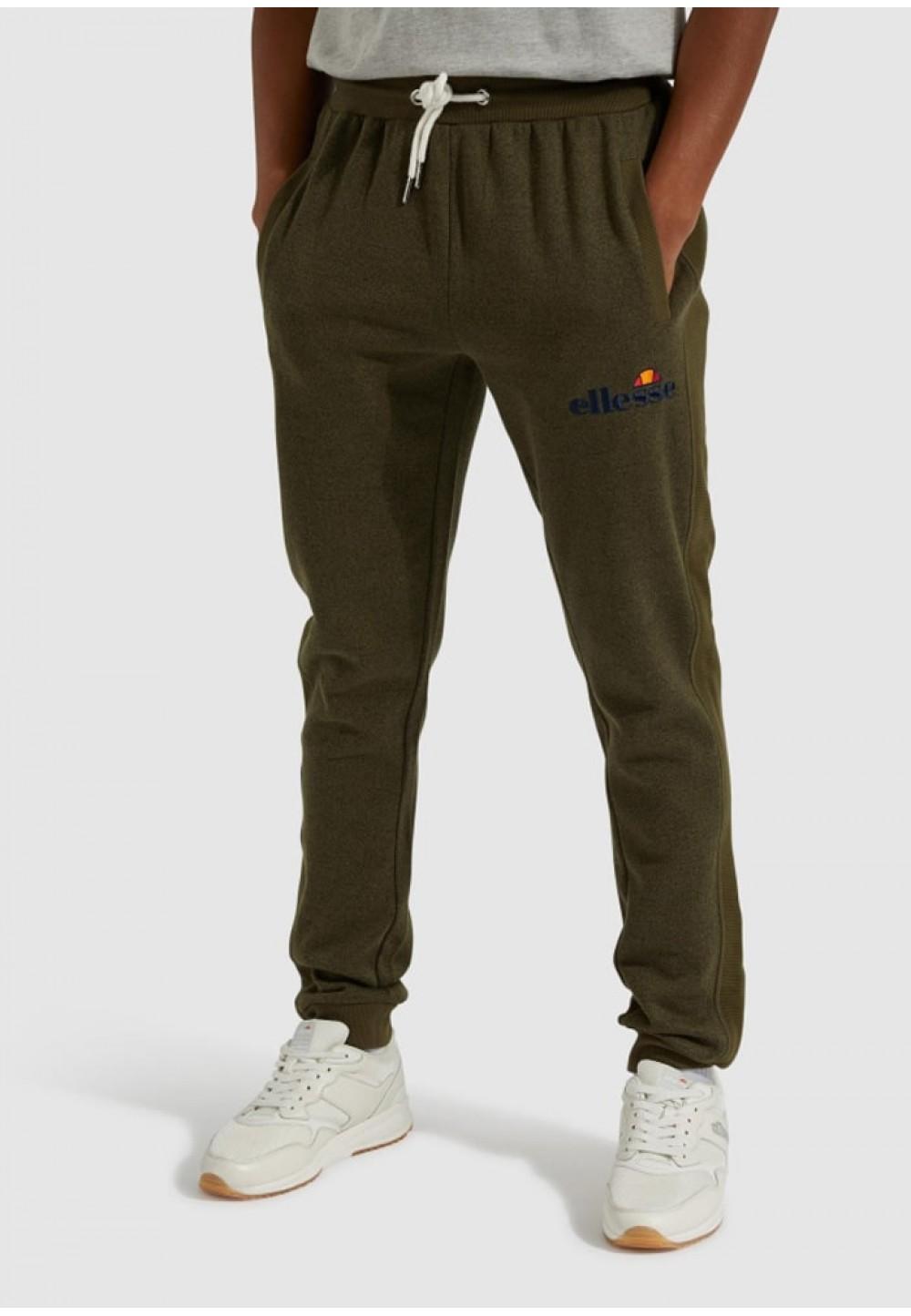 Спортивные мужские брюки цвета хаки