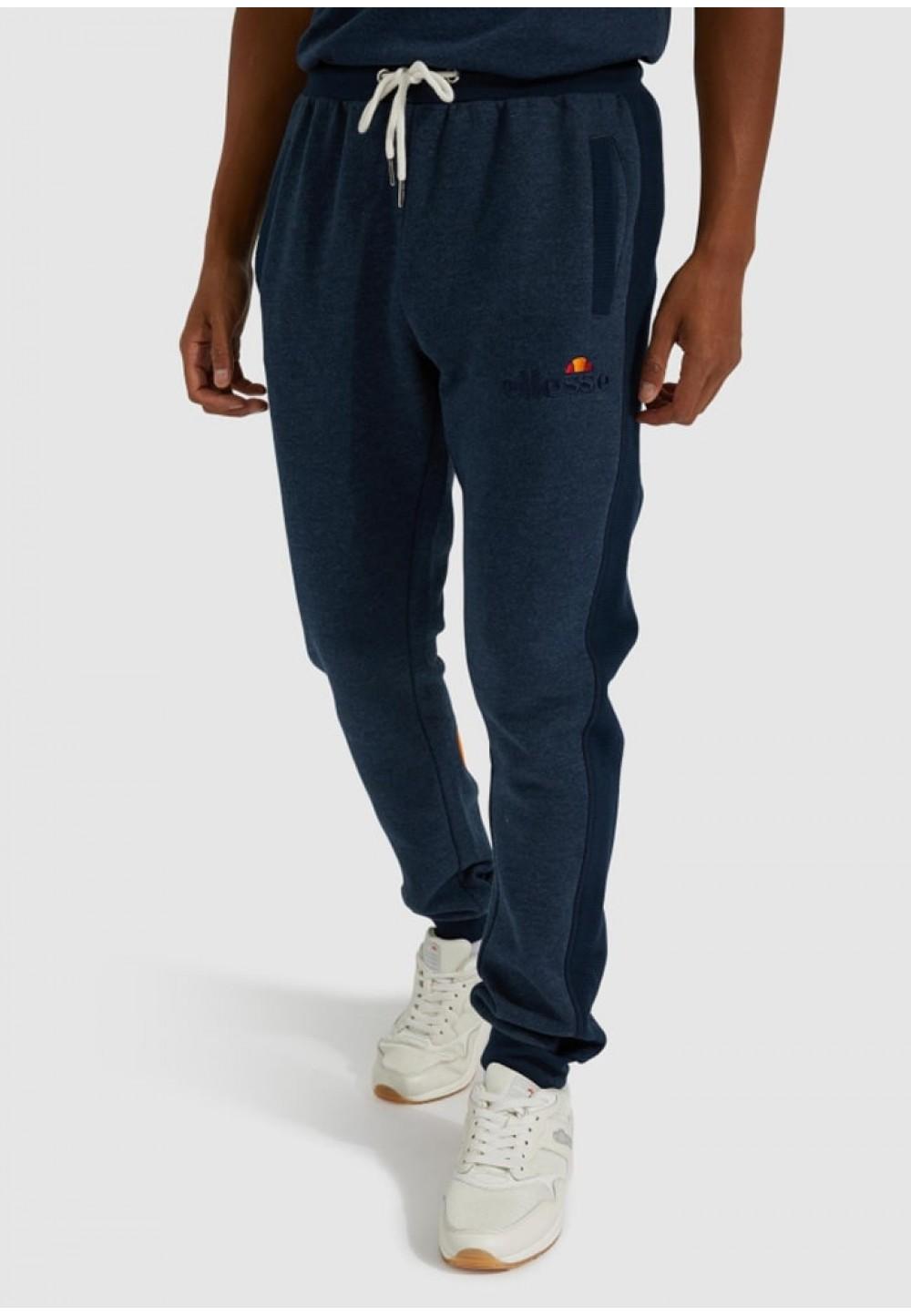 Спортивные мужские брюки синего цвета