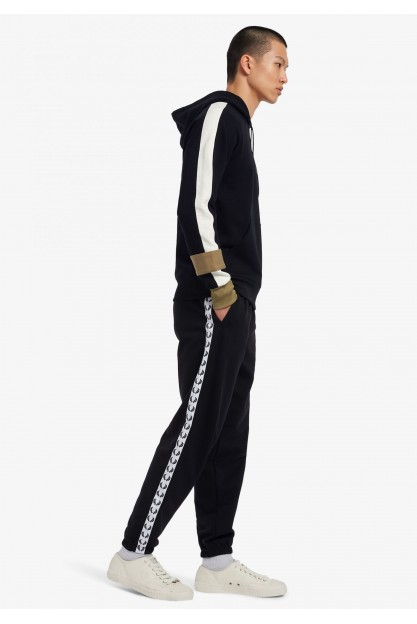 Спортивні штани з тасьмою