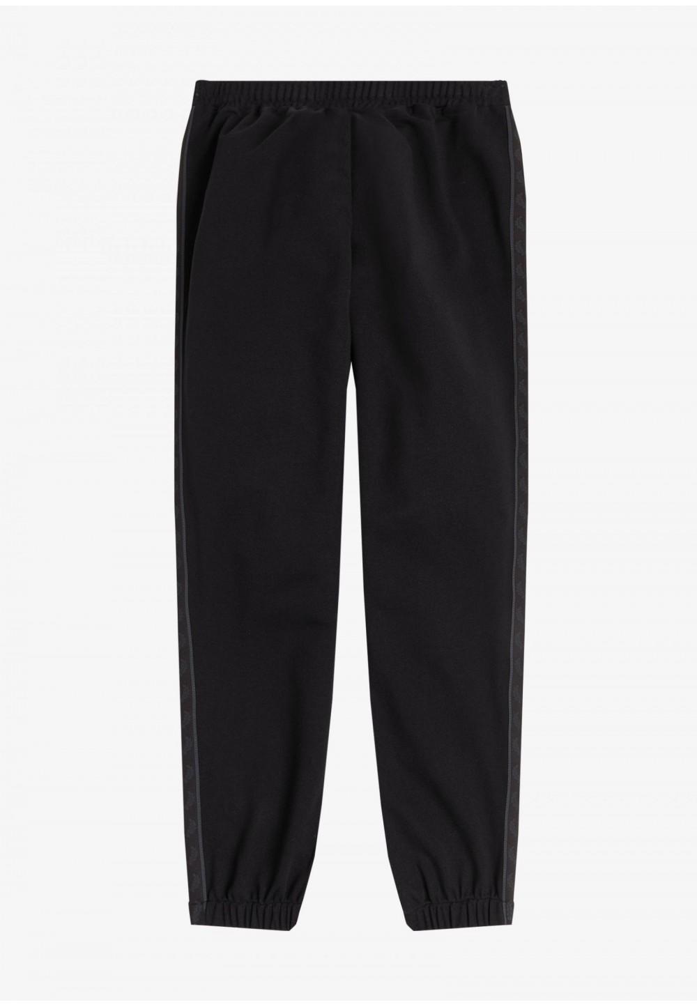 Спортивные брюки с тесьмой в тон