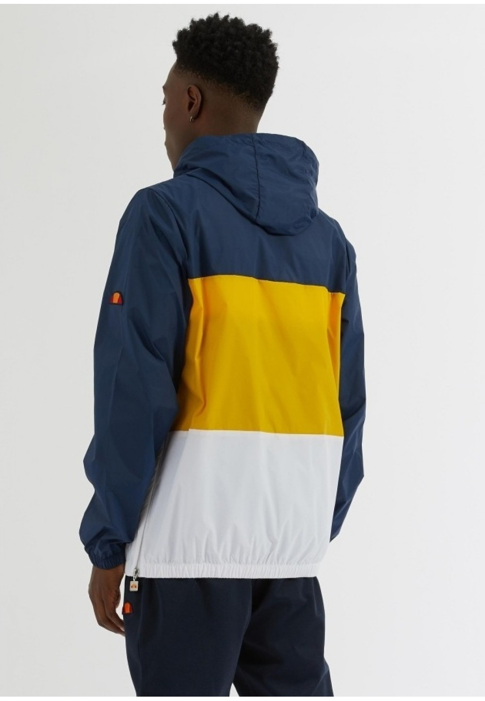 Трехцветная куртка