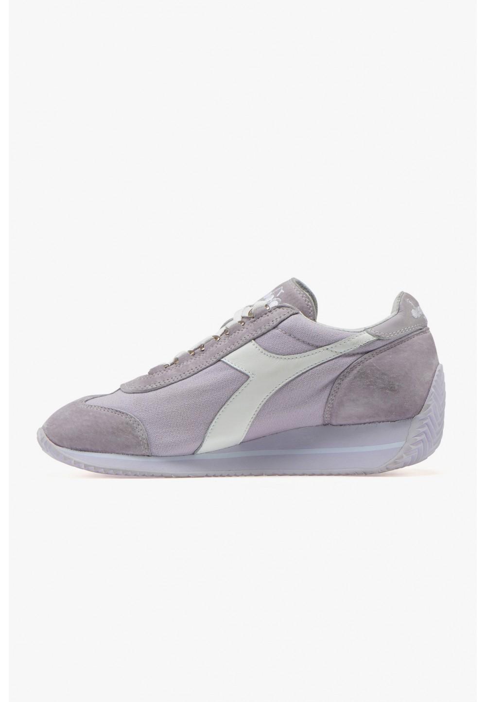 Кроссовки нежно-фиолетовые