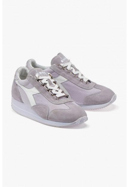 Кросівки ніжно-фіолетові