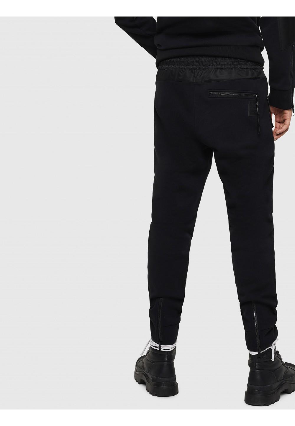 Спортивные брюки с нейлоновыми вставками