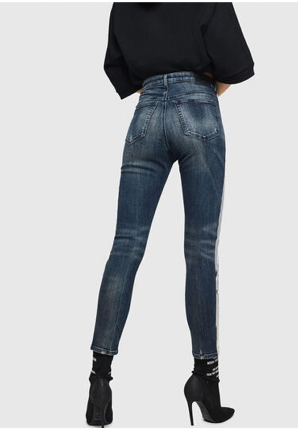 Вузькі жіночі джинси
