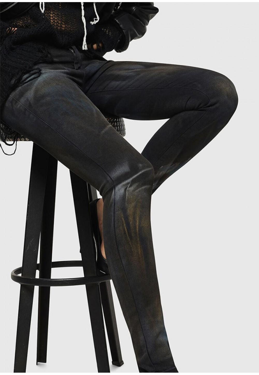 Женские джинсы скини