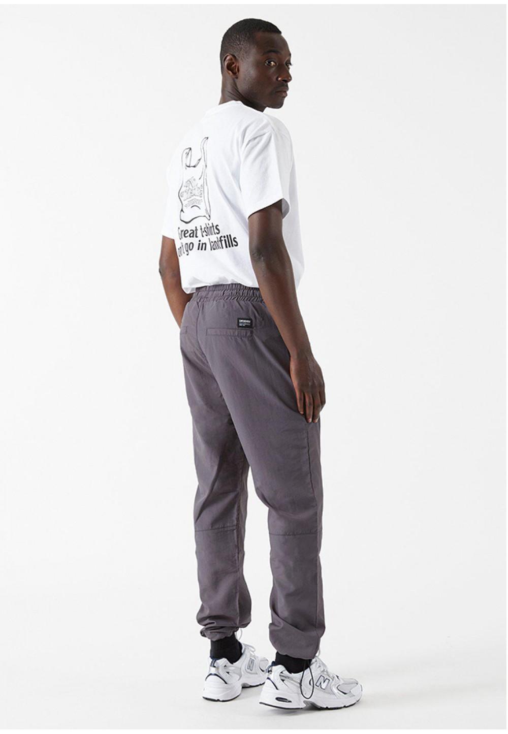 Стильні брюки з еластичними манжетами